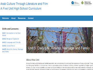 Arab Culture Through Literature and Film: Daily Life, Kinship, Marriage and Family
