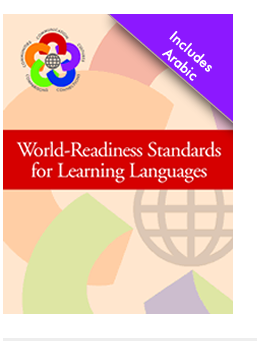 ACTFL World-Readiness Standards for Learning Languages (Arabic)