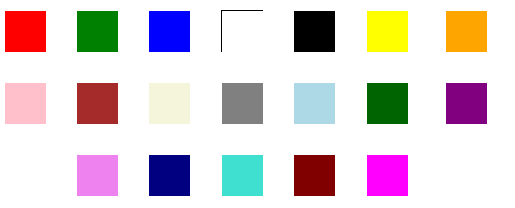 Colors (Vocabulary)