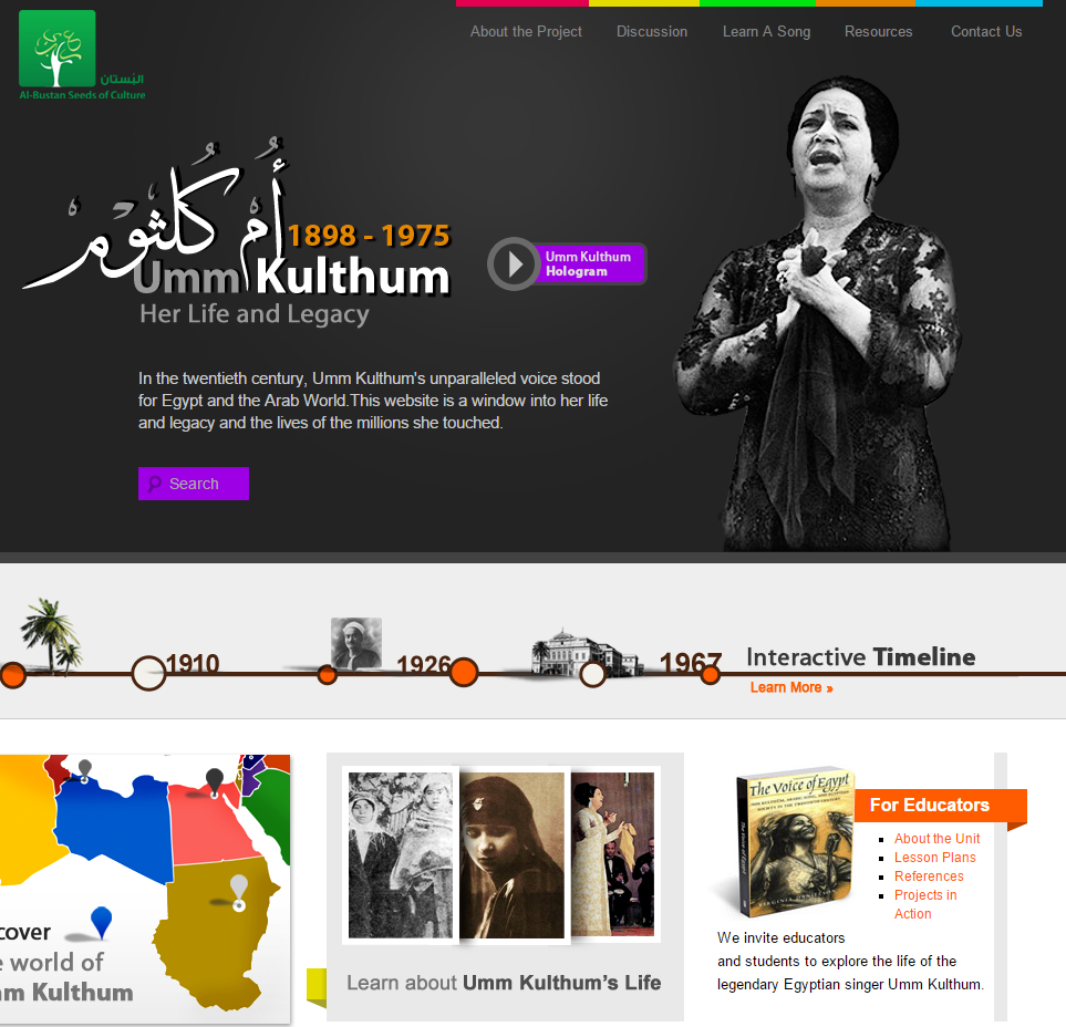 Umm Kulthum: Her Life and Legacy