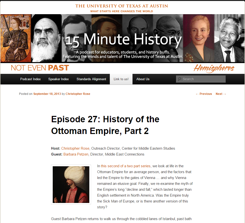15 Minute History: History of the Ottoman Empire, Part II