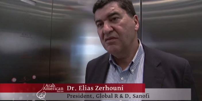Arab American Stories – Dr. Elias Zerhouni