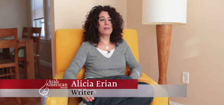 Arab American Stories – Alicia Erian