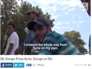 My Escape From Syria: Europe or Die (Short Film)