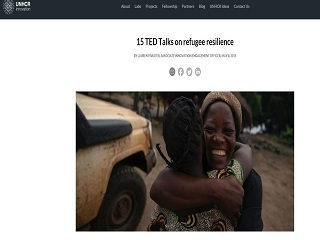 15 TED Talks on Refugee Resilience