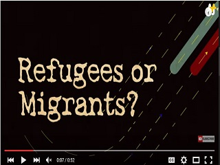 Refugees Vs. Migrants – What's The Difference?