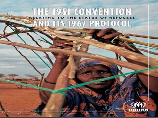 The UN 1951 Convention Relating to the Status of Refugees and 1967 Protocol