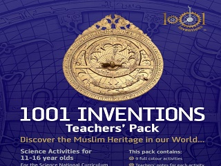1001 Inventions Teachers' Pack