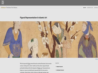 Figural Representation in Islamic Art