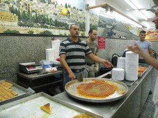 Restaurant in Jerusalem