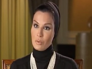 HH Sheikha Moza on Qatar Science and Technology Park