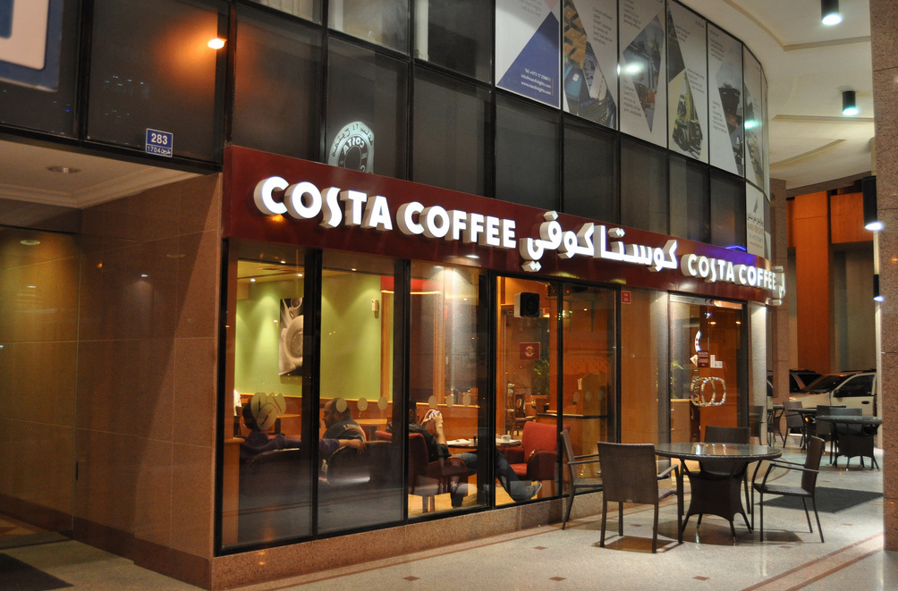 Costa Coffee in Bahrain