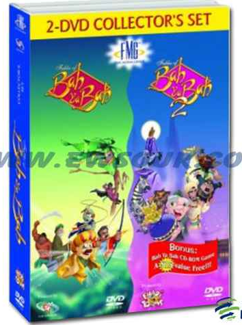 The Fables of Bah Ya Bah – Collector's Set (2 DVDs, With CD-ROM Game)