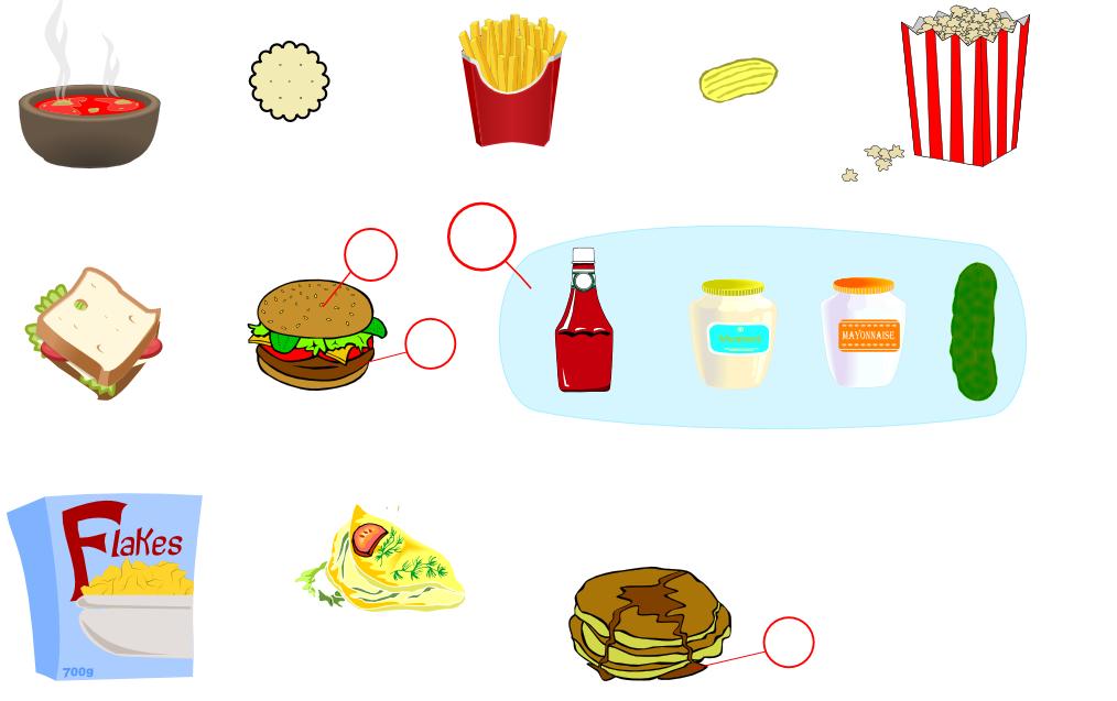 Food II (Vocabulary)