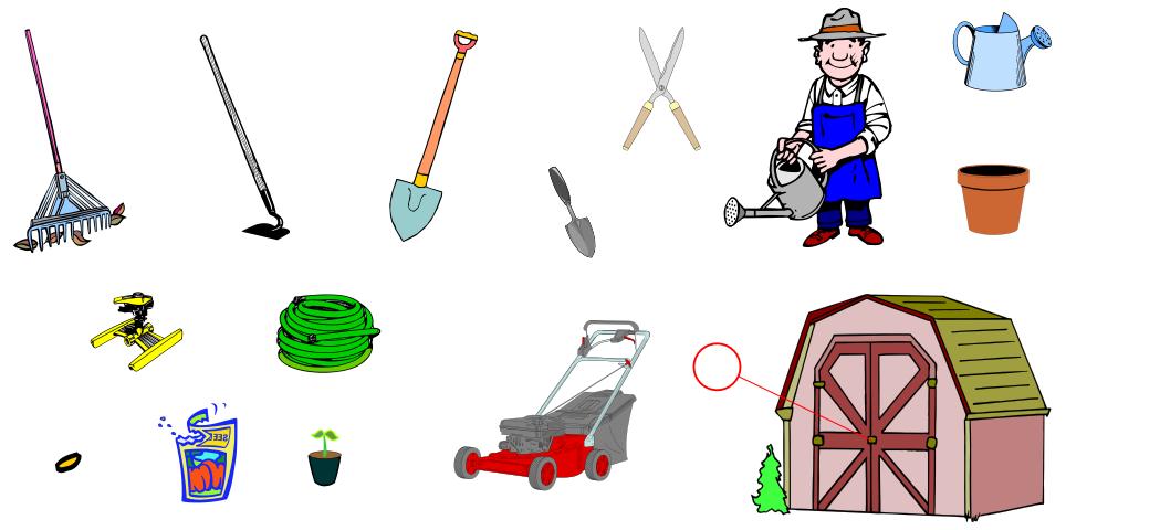 Garden and Yard (Vocabulary)