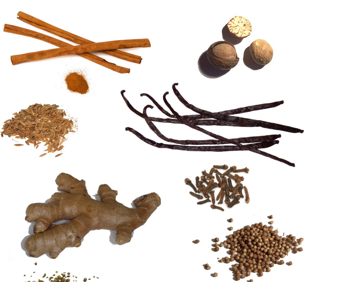 Spices (Vocabulary)