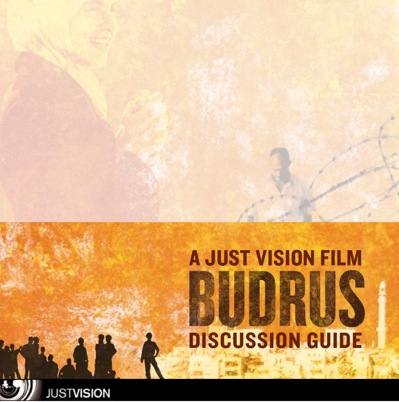 Budrus- Discussion Guide