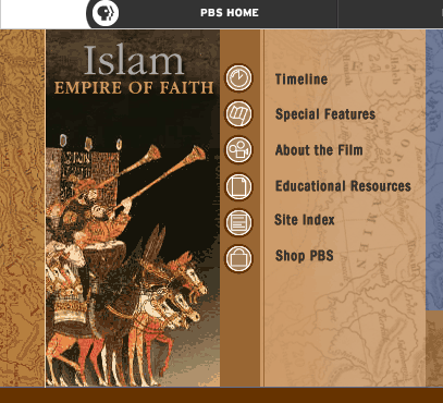 Islam: Empire of Faith (Educational Resources)