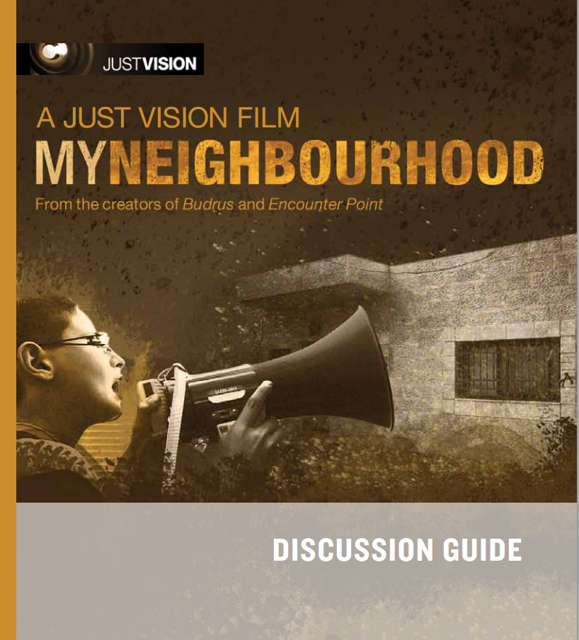 My Neighborhood-Discussion Guide