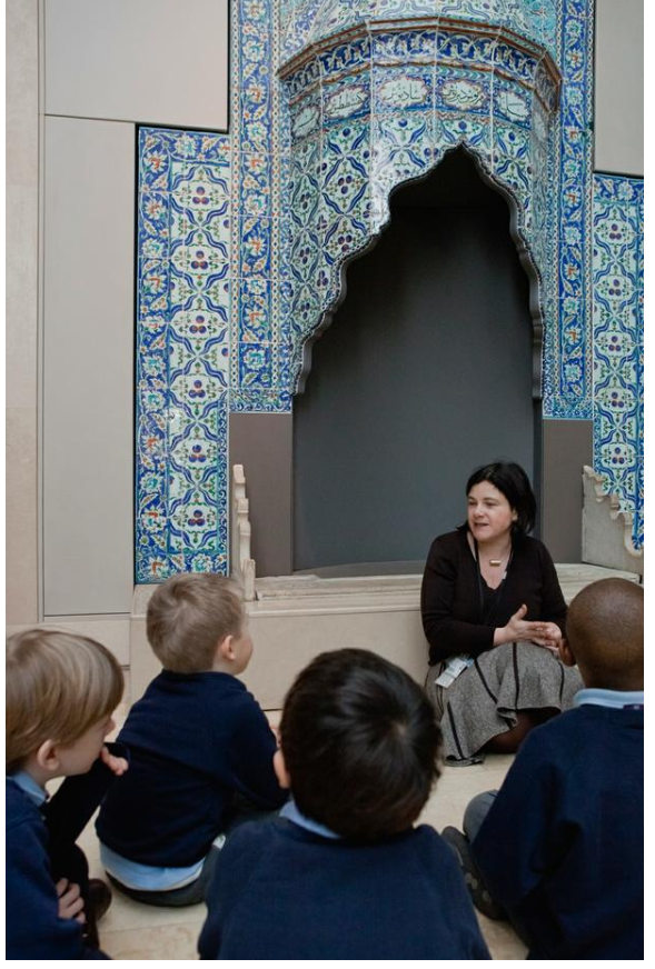 Teachers' Resource: Voyage Through the Islamic Middle East