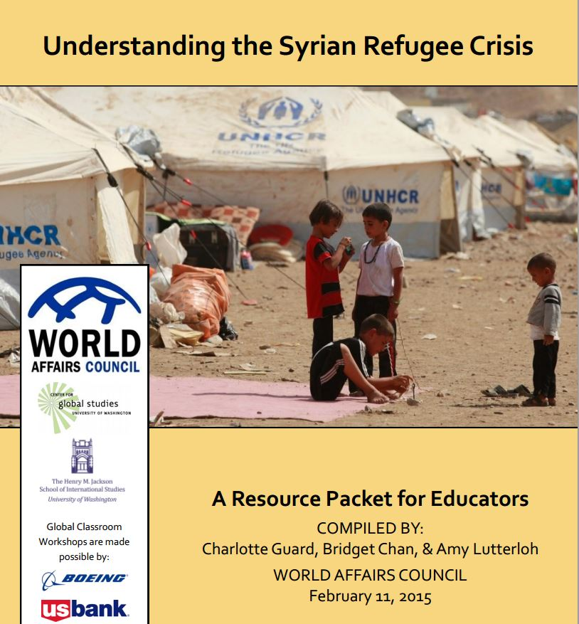 Understanding the Syrian Refugee Crisis
