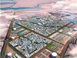 Cities of the Future: A Case Study, Masdar City