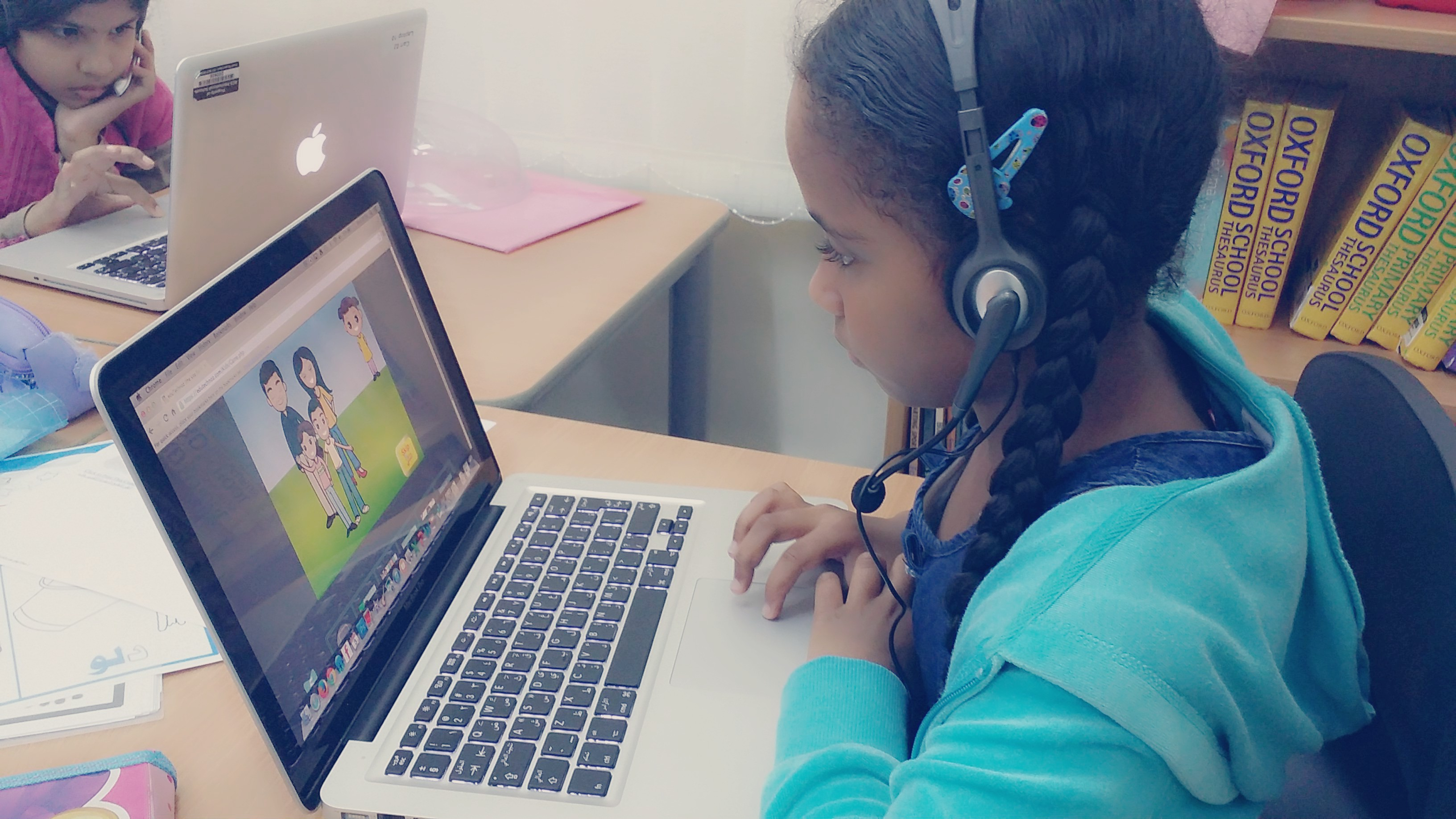 eduTechnoz – Fun Arabic Games, eBooks & Worksheets