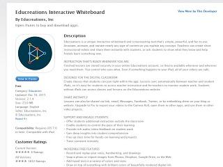 Educreations Interactive Whiteboard