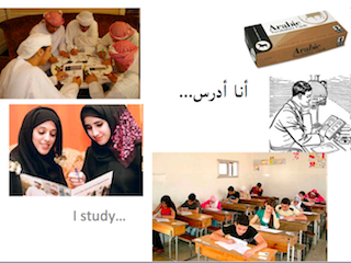 """""""What I Study"""" Powerpoint"""