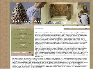Islamic Art at the Los Angeles County Museum of Art