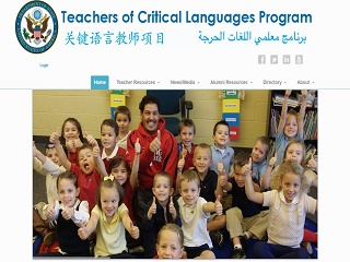 Teachers of Critical Languages Program Resources (TCLP)