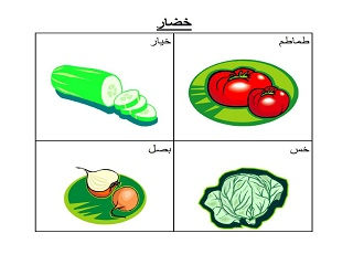 Elementary Arabic Curricula: Unit 4 – Healthy Life