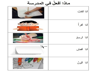 Elementary Arabic Curricula: Unit 6 – My School